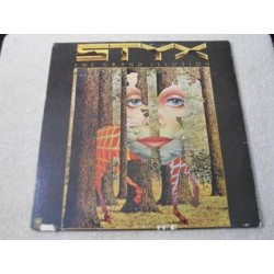 Styx - The Grand Illusion Vinyl LP Record For Sale