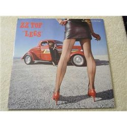 ZZ Top - Legs RARE Vinyl Maxi Single Record For Sale
