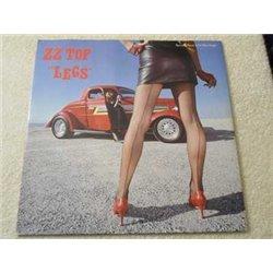 ZZ Top - Legs Vinyl LP Record For Sale
