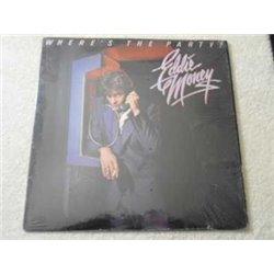 Eddie Money - Wheres The Party Vinyl LP Record For Sale