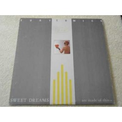 Eurythmics - Sweet Dreams Are Made Of This Vinyl LP Record For Sale