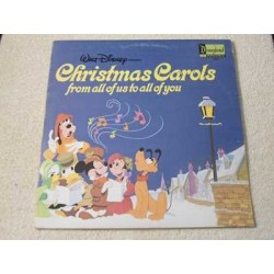 Walt Disney - Christmas Carols Vinyl LP Record For Sale