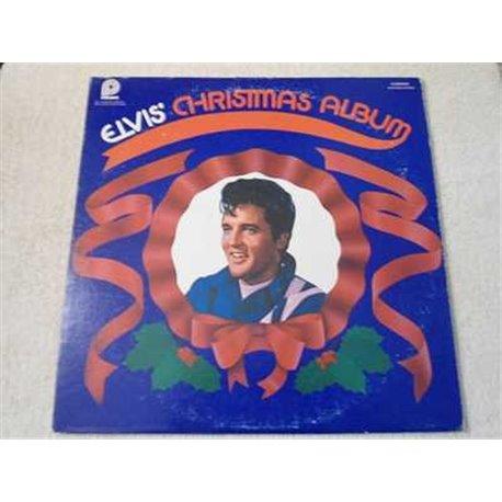 Elvis - Elvis' Christmas Album Vinyl LP Record For Sale
