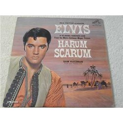 Elvis - Harum Scarum Soundtrack Vinyl LP Record For Sale