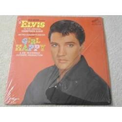 Elvis - Girl Happy Soundtrack Vinyl LP Record For Sale