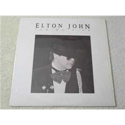 Elton John - Ice On Fire Vinyl LP Record For Sale