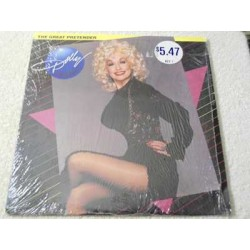 Dolly Parton - The Great Pretender Vinyl LP Record For Sale