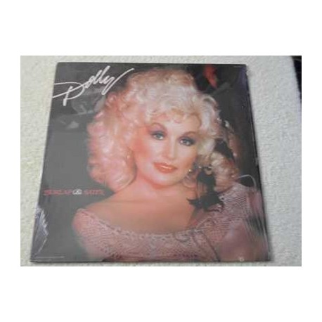 Dolly Parton - Burlap & Satin Vinyl LP Record For Sale