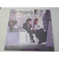 Air Supply - Hearts In Motion Vinyl LP Record For Sale