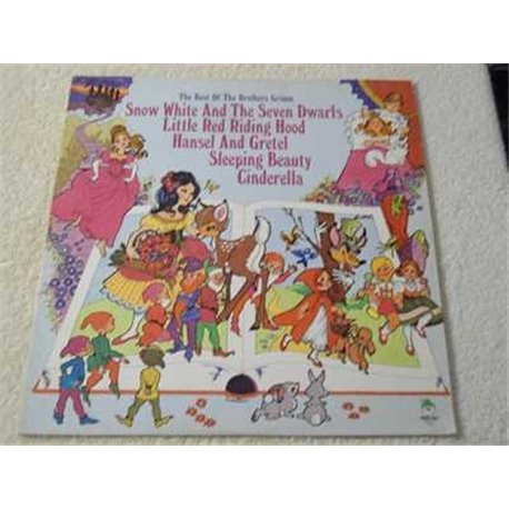 The Brothers Grimm - The Best Of The Brothers Grimm Vinyl Record For Sale