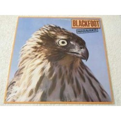 Blackfoot - Marauder Vinyl LP Record For Sale