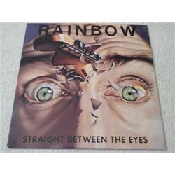 Rainbow - Straight Between The Eyes Vinyl LP Record For Sale