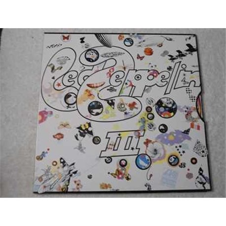Led Zeppelin - III ( Three ) Gatefold Vinyl LP Record For Sale
