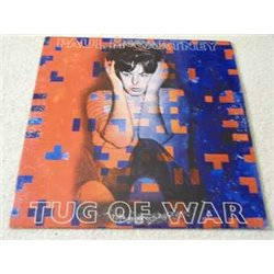 Paul McCartney - Tug Of War Vinyl LP Record For Sale