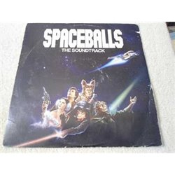 Spaceballs - The Soundtrack Vinyl LP Record For Sale