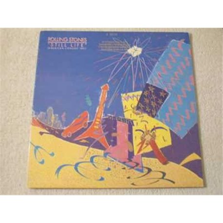 The Rolling Stones - Still Life Vinyl LP Record For Sale