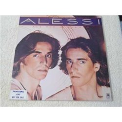 Alessi - All For A Reason PROMO Vinyl LP Record For Sale