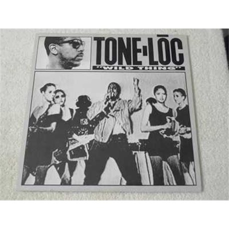 "Tone Loc - Wild Thing Vinyl 12"" Single Record For Sale"