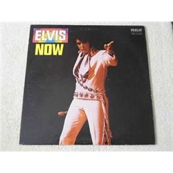 Elvis - Now Vinyl LP Record For Sale