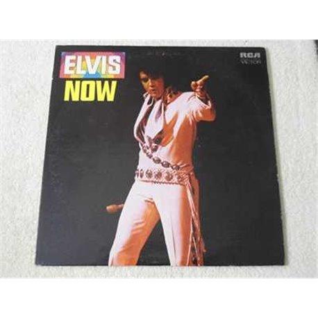 Elvis - Now Vinyl LP Record For Sale