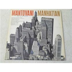Mantovani - Manhattan Vinyl LP Record For Sale