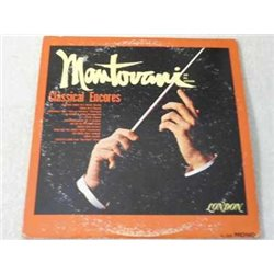 Mantovani - Classical Encores IMPORT Vinyl LP Record For Sale