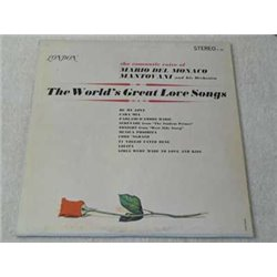 Mantovani / Mario Del Monaco - The Worlds Greatest Love Songs LP For Sale