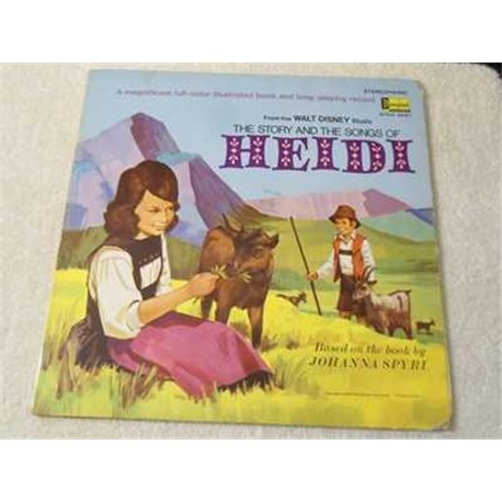 Heidi - The Story And The Songs Of Heidi Vinyl LP Record For Sale