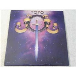 TOTO - Self Titled Vinyl LP Record For Sale