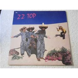 ZZ Top - El Loco Vinyl LP Record For Sale