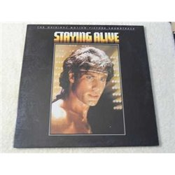 Staying Alive - Motion Picture Soundtrack Vinyl LP Record For Sale