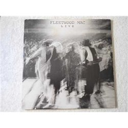 Fleetwood Mac - Live 2x LP Gatefold Vinyl Record For Sale