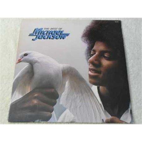Michael Jackson - The Best Of Michael Jackson Vinyl LP Record For Sale