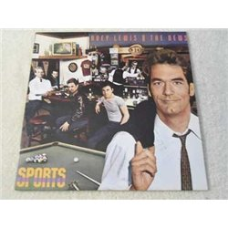 Huey Lewis & The News - Sports Vinyl LP Record For Sale