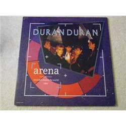 Duran Duran - Arena Vinyl LP Record For Sale