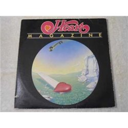 Heart - Magazine Vinyl LP Record For Sale