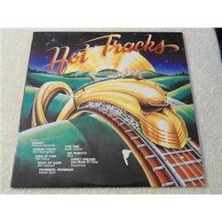 Hot Tracks - Classic Rock Compilation Vinyl LP Record For Sale