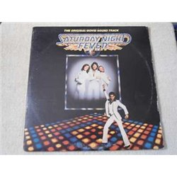 Saturday Night Fever - Movie Soundtrack Vinyl Record For Sale