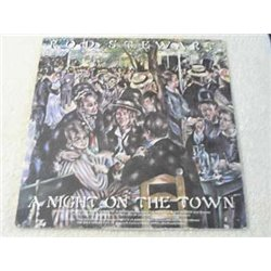 Rod Stewart - A Night On The Town Vinyl LP Record For Sale