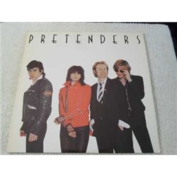 Pretenders - Self Titled Vinyl LP Record For Sale