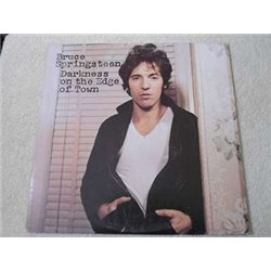 Bruce Springsteen - Darkness On The Edge Of Town Vinyl Record For Sale