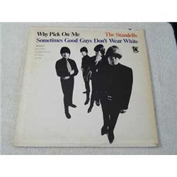The Standells - Why Pick On Me Vinyl LP Record For Sale