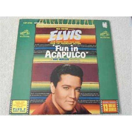 Elvis - Fun In Acapulco Vinyl LP Record For Sale