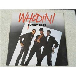 Whodini - Funky Beat Vinyl Record For Sale