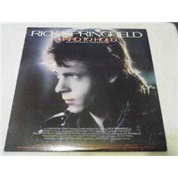 Rick Springfield - Hard To Hold Soundtrack Vinyl LP Record For Sale
