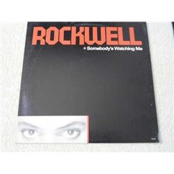 Rockwell - Somebody's Watching Me Vinyl LP Record For Sale
