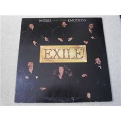 Exile - Mixed Emotions Vinyl LP Record For Sale