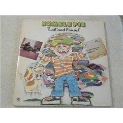 Humble Pie - Lost And Found Vinyl LP Record For Sale