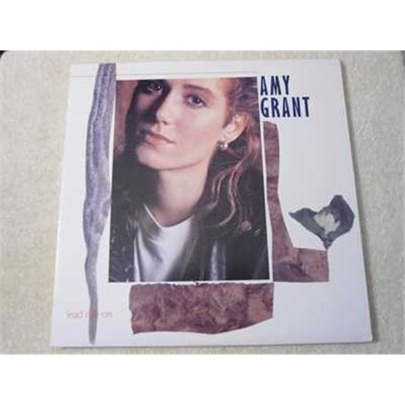 Amy Grant - Lead Me On Vinyl LP Record For Sale