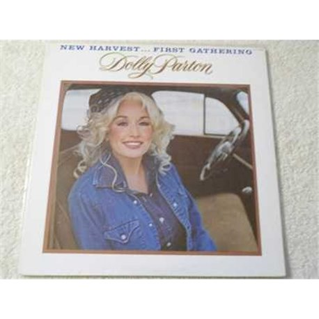 Dolly Parton - New Harvest First Gathering Vinyl LP Record For Sale